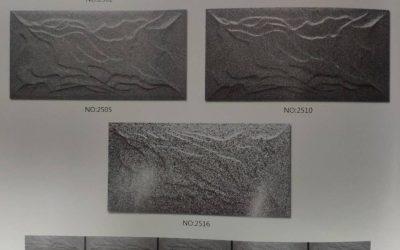 连锁瓦:外墙砖(文化石)系列